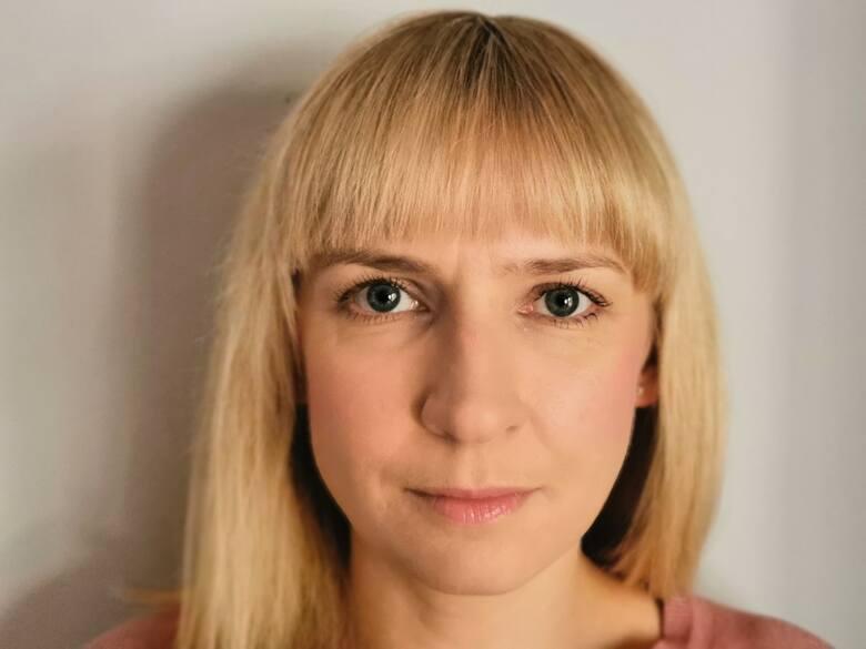 Aktorka Marta Parfieniuk-Białowicz