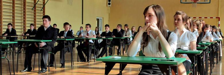 Egzamin gimnazjalny 2010. Dziś o godz. 9.00 część matematyczno-przyrodnicza