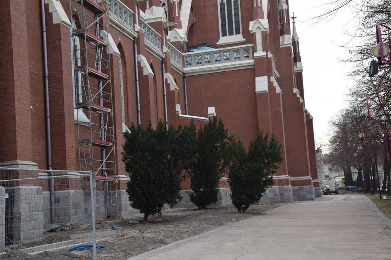 Remont katedry, budowa centrum przesiadkowego w Częstochowie