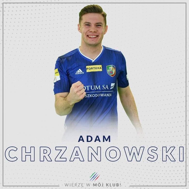 Z Lechii do Miedzi, a od lata we włoskiej Serie B - Adam Chrzanowski
