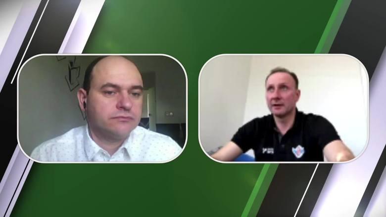 Tomasz Kamuda: Liga w Szwecji nie gra, ale my normalnie trenujemy  [STADION, ONLINE]