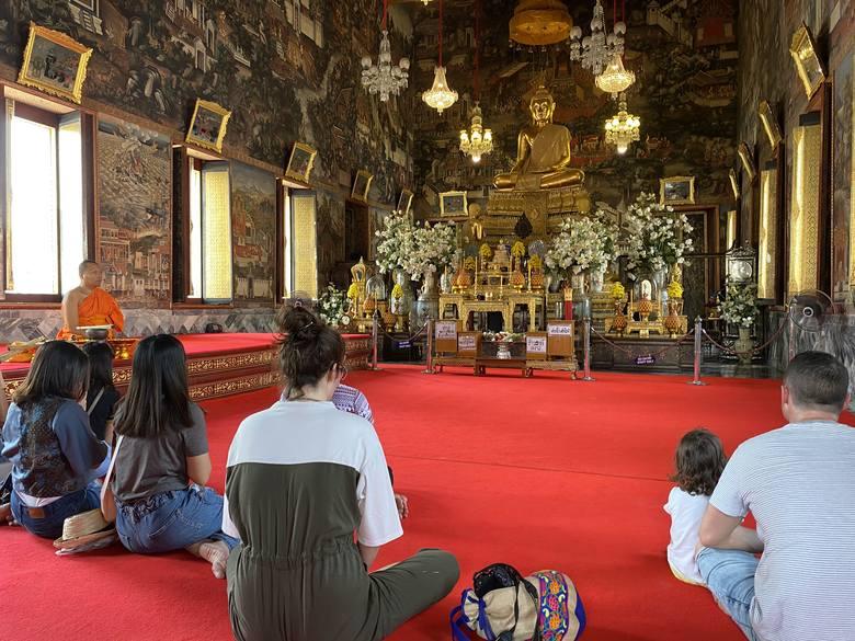Szacuje  się, że w 2018 roku miasto odwiedziło  prawie 22 mln podróżnych, co sprawiło, że Bangkok był najczęściej odwiedzanym miastem na świecie. Turystów