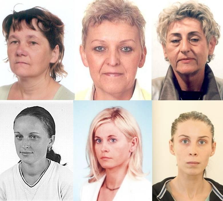 Oto lista kobiet, które poszukiwane są przez Komendę Wojewódzką Policji w Szczecinie. Materiał przygotowany na podstawie strony poszukiwani.policja.plZobacz