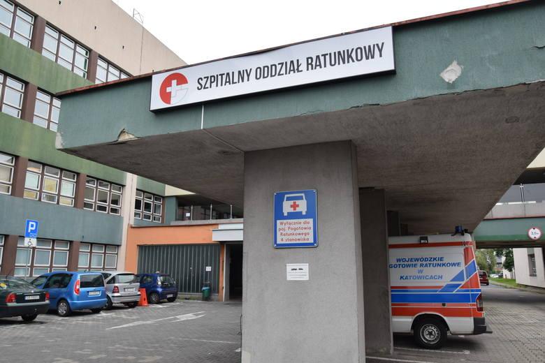 Szpital nr 3 w Rybniku. To tu rodzice przywieźli chłopca