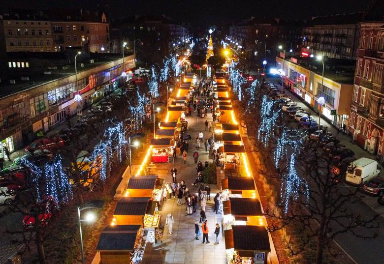 Szczeciński Targ Świąteczny 2020