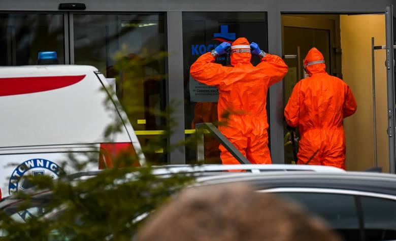 Powiat krakowski. Dwóch nowych ozdrowieńców. Aktualnie chorych jest 20 osób, a łącznie zakażonych koronawirusem było 62 mieszkańców