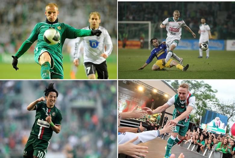 Przedstawiamy naszą, subiektywną listę 30 najlepszych transferów Śląska Wrocław, od momentu powrotu WKS-u do ekstraklasy, czyli od sezonu 2008/2009.