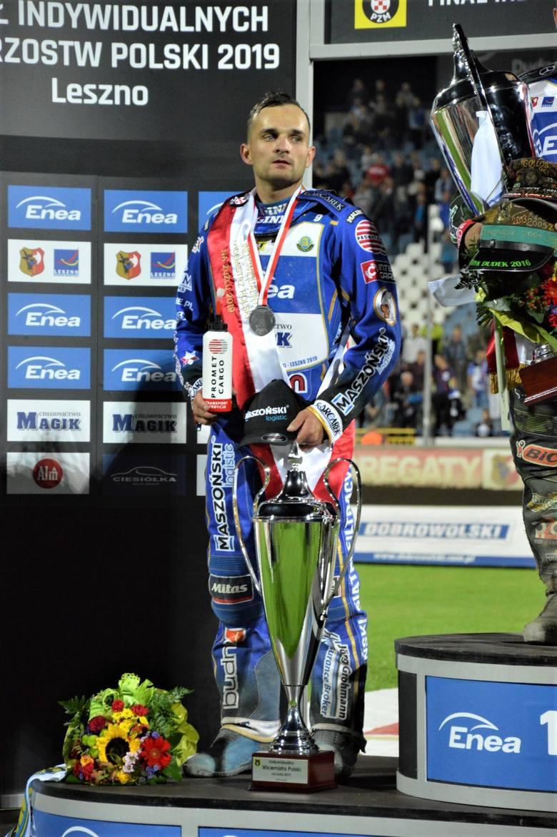 Medaliści indywidualnych mistrzostw Polski 2019.