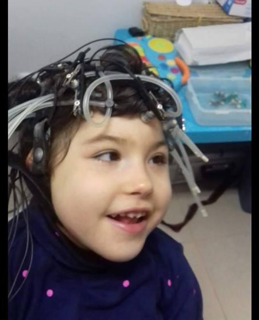 Rozalka Murach zmaga się m.in. z dziecięcym porażeniem mózgowym