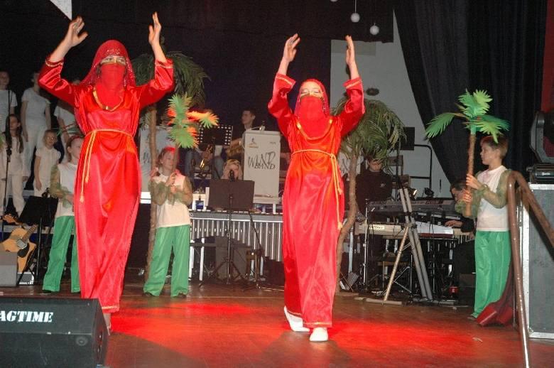 Musical w Oleśnie - Wieczór Trzech Króli