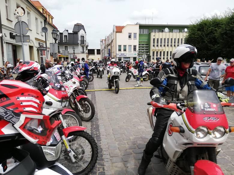 XIX Międzynarodowy Zlot Motocykli Cagiva Elefant był częścią tegorocznych Dni Kluczborka. W paradzie ulicami Kluczborka wzięli też udział właściciele