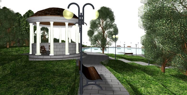 W Wieliczce rozpoczyna się budowa gigantycznego parku