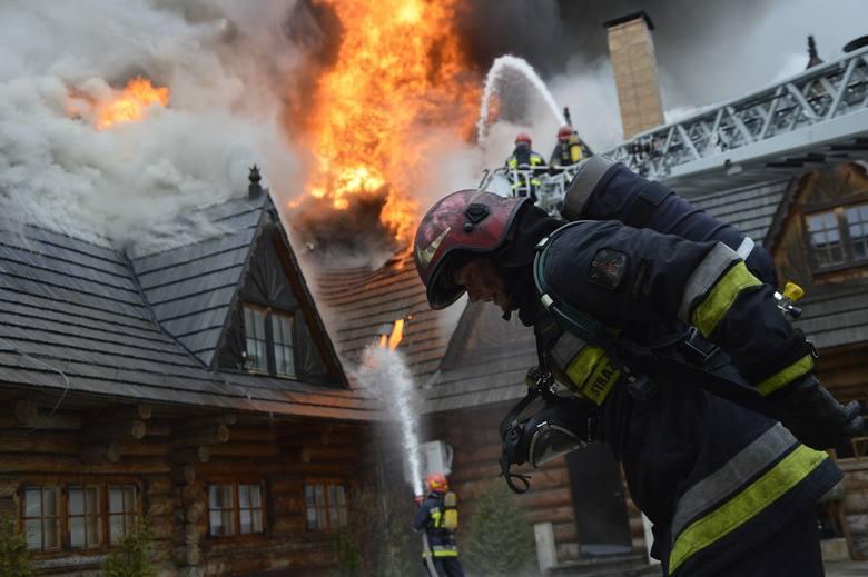 Bydgoski strażak robi świetne zdjęcia. Ma szansę wygrać w konkursie National Geographic