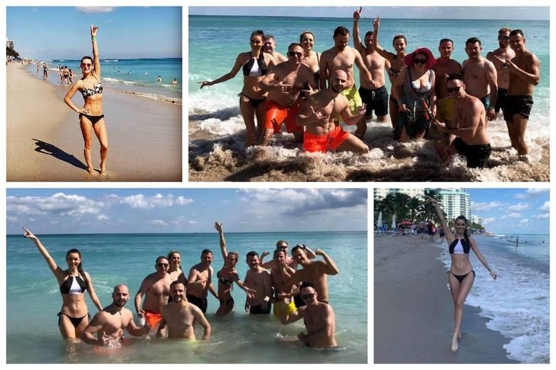 Zenek Martyniuk i zespół Akcent oraz m.in. Top Girls wypoczywali na Florydzie. Są w trasie koncertowej gwiazd disco polo po USA