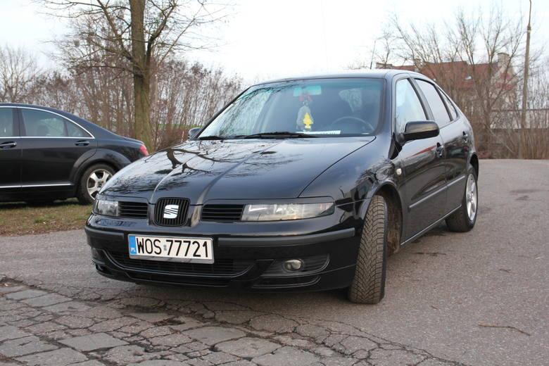 Seat Toledo, rok 2002, 1,9 diesel, 9500 zł