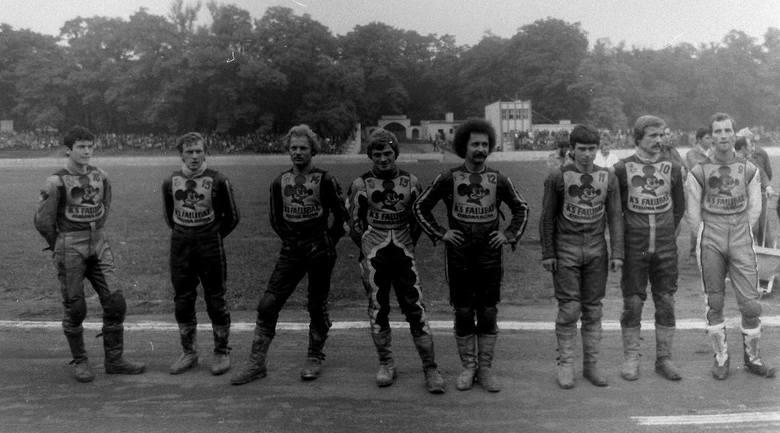 - Prawie 40 lat temu, w 1981 roku, żużlowcy Falubazu Zielona Góra po raz pierwszy sięgnęli po złoty medal drużynowych mistrzostw Polski. Był to czas