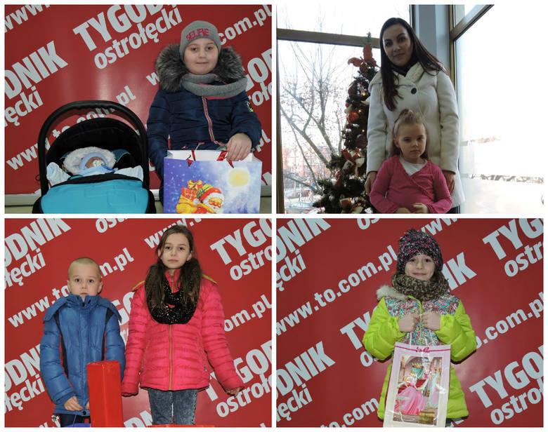 Dziękujemy wszystkim dzieciom, które przysłały listy do św. Mikołaja. Zostaliśmy nimi wręcz zasypani. Zgodnie z obietnicą przesłaliśmy je Mikołajowi.