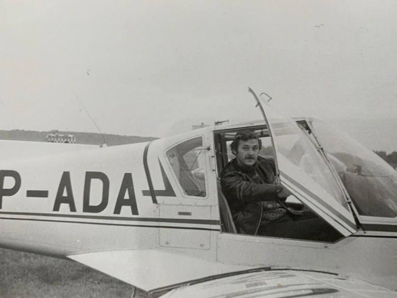 Białystok. Nie żyje Leszek Jagodzik, pilot i instruktor z Aeroklubu Białostockiego. Miał 63 lata