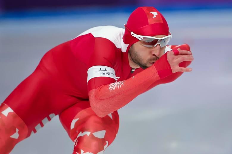 Konrad Niedźwiecki nie awansował do do finału biegu masowego w łyżwiarstwie szybkim. Zapewne nie tak wyobrażał sobie swój udział w igrzyskach.