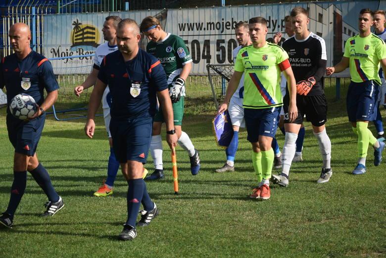 Stilon Gorzów grał z Wartą Gorzów o 1/2 finału regionalnego Pucharu Polski. Awansował trzecioligowiec