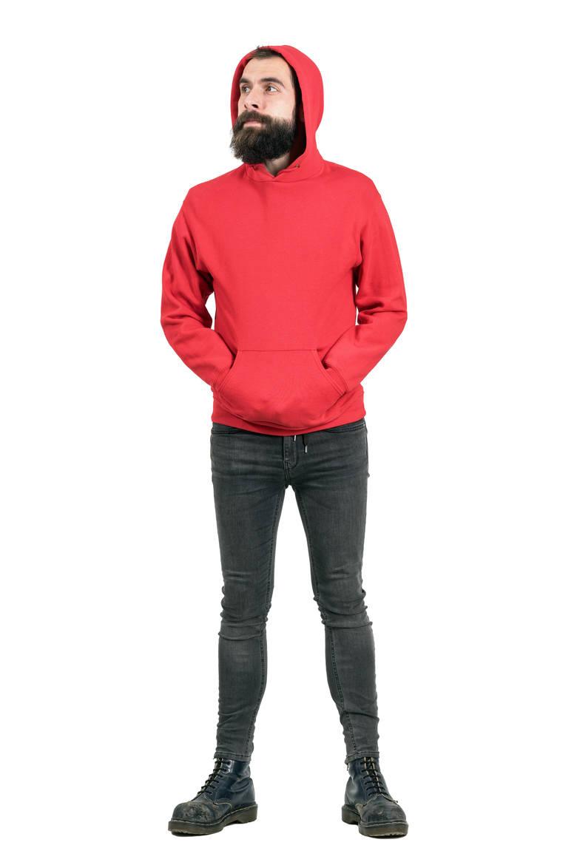 DRWAL (nowoczesny)Znak rozpoznawczy – obfita broda. Niekoniecznie ubrany w koszulę w czerwono-czarną kratę, spodnie bojówki w kolorach ziemi i buty trapery.