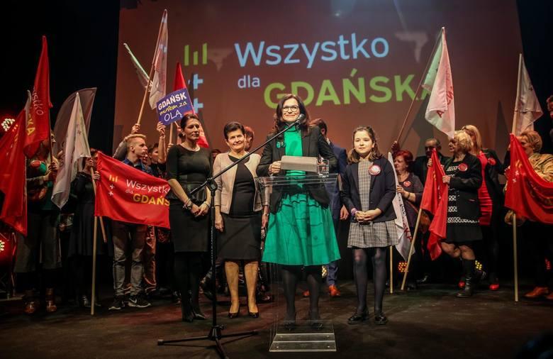 Wybory w Gdańsku 3.03.2019. Aleksandra Dulkiewicz została prezydentem Gdańska - oficjalne wyniki PKW!