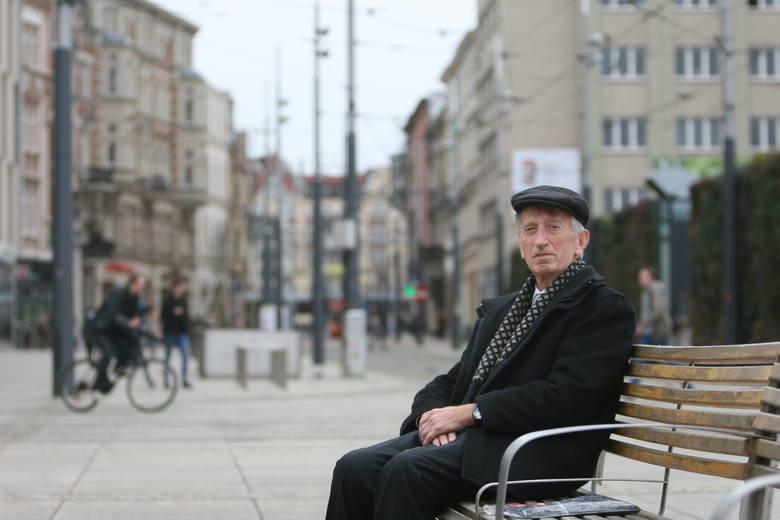 Lech Szaraniec. Moje Katowice. Friedrich Wilhelm Grundmann