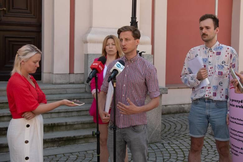 - Problemem polityki nie jest brak pieniędzy partii, ale brak wyobraźni i wyczucia - mówi Franek Sterczewski.