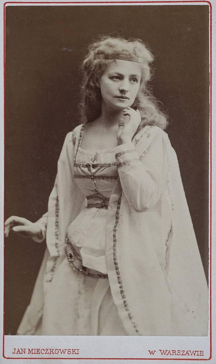 Helena Modrzejewska urodziła się 180 lat temu. Najwybitniejsza polska aktorka wyszła za mąż za wielkopolskiego szlachcica