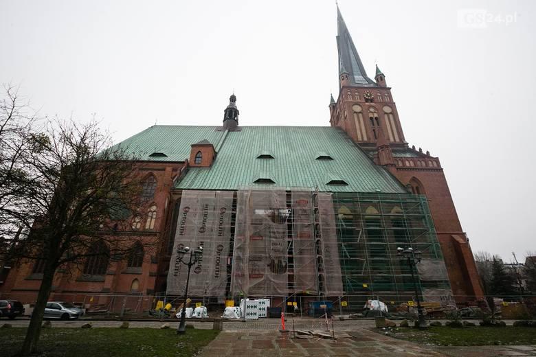 Katedra w Szczecinie