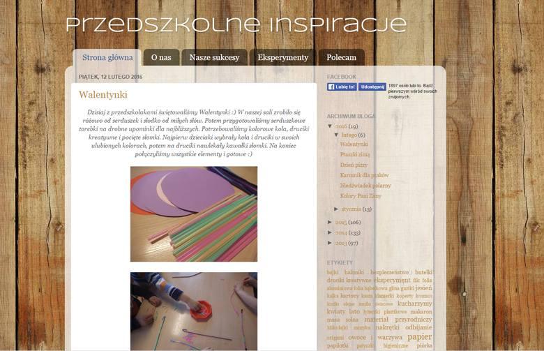 """Unikalny projekt, który kilka lat temu stworzyła nauczycielka z placówki, chwali Fundacja """"Dzieci Niczyje""""."""