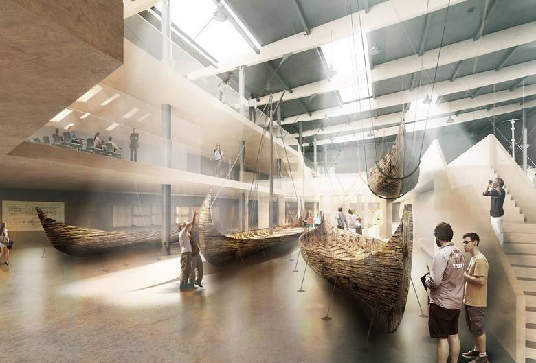 Rozstrzygnięty został konkurs urbanistyczno – architektoniczny na projekt koncepcyjny Muzeum Archeologii Podwodnej i Rybołówstwa Bałtyckiego w Łebie.