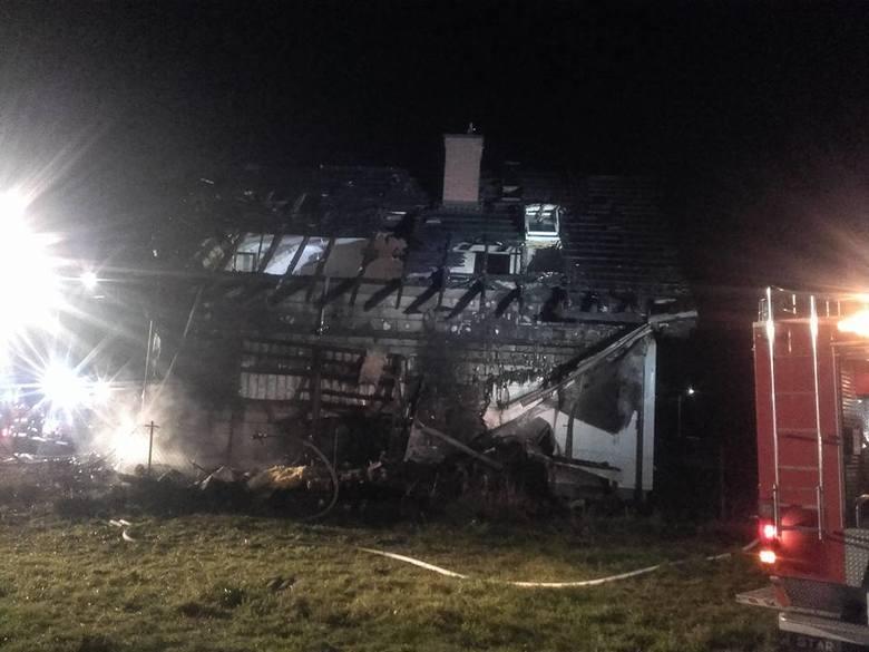 W czwartek, około godz. 4, strażacy z OSP Juchnowiec pojechali do pożaru domu w miejscowości Solniczki.