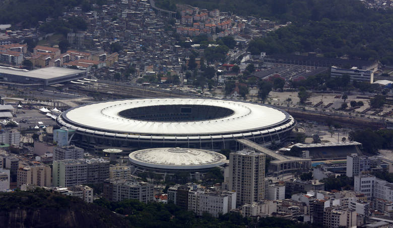 Odnowiony stadion Maracna.XXXI Letnie Igrzyska Olimpijskie odbędą się w dniach 5-21 sierpnia 2016 r. i weźmie w nich udział ponad 10.500 sportowców.