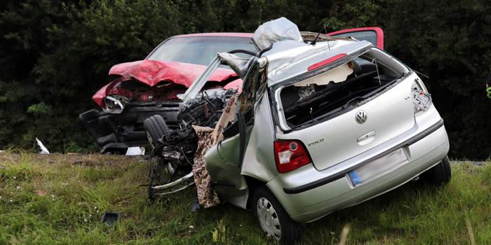 Do tragicznego wypadku na drodze s3 doszło przed godziną 14.00.