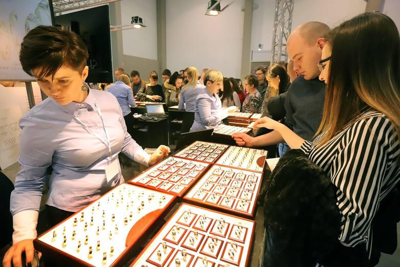 W niedzielę 10 lutego w Łodzi odbyły się targi slubne