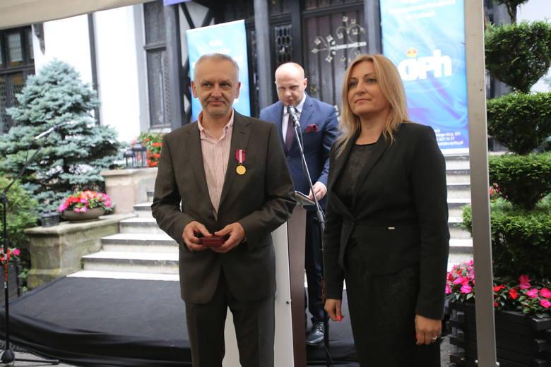 XVIII Gala Tyskiego Lidera Przedsiębiorczości odbyła się  w piątek 22 czerwca 2018 w zameczku myśliwskim w Promnicach.