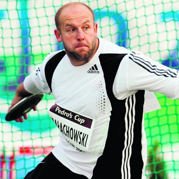 Małachowski to drugi dyskobol na świecie. Uszkodzony palec uniemożliwia mu treningi