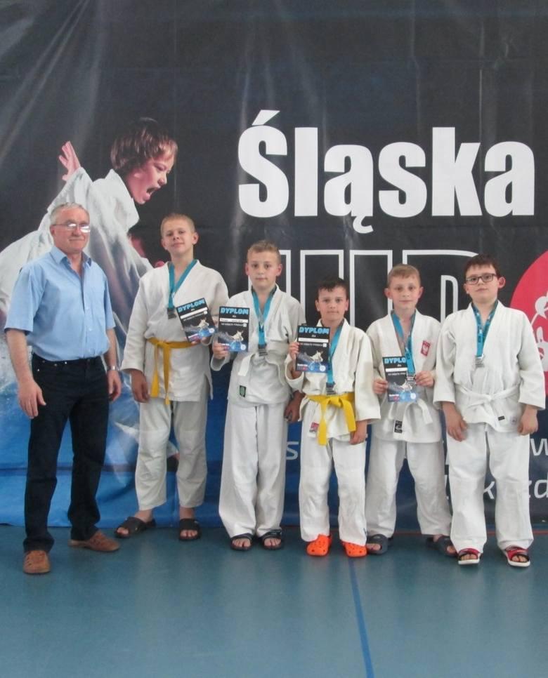 Śląska Liga Judo: trwa walka klubów o zwycięstwo