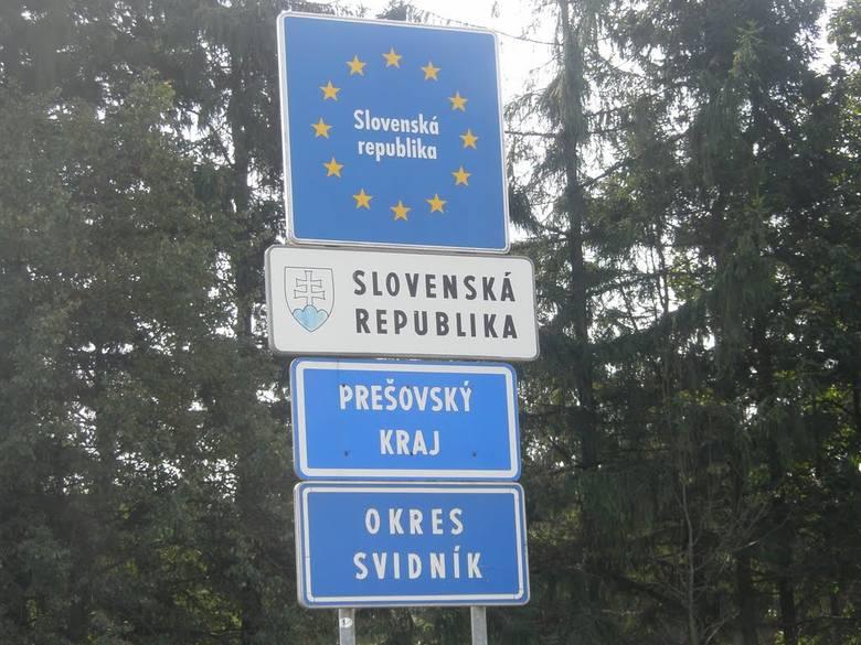 Koronawirus na Podkarpaciu. Słowacja nie zamyka granic dla Polaków