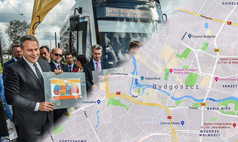"""ZDMiKP w Bydgoszczy ogłosiło głosił przetarg na wykonanie koncepcji kilku tras tramwajowych. Do 2027 roku planowana jest rozbudowa sieci tramwajowej w mieście. Przedstawiamy najważniejsze założenia zadania """"Rozwój sieci tramwajowej w Bydgoszczy po roku 2020.""""<br /> [b]<br /> Co się zmieni w..."""
