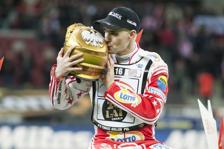 Wielkie triumfy Tomasza Golloba w cyklu Grand Prix będą mogli przypomnieć sobie kibice, którzy niecierpliwie oczekują rozpoczęcia nowego sezonu.Żużlowców