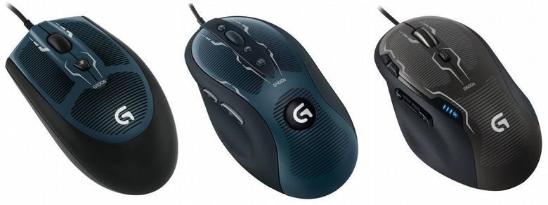 Logitech G: Myszy, klawiatury i słuchawki dla graczy