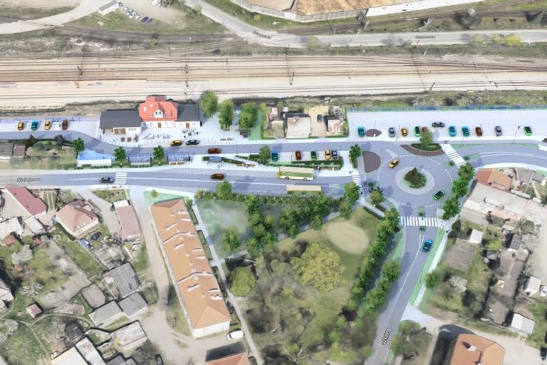 Wkrótce rozpoczną się pierwsze prace na budowie dwóch węzłów multimodalnych (centrów przesiadkowych) w Siechnicach i Świętej Katarzynie.Co dokładnie