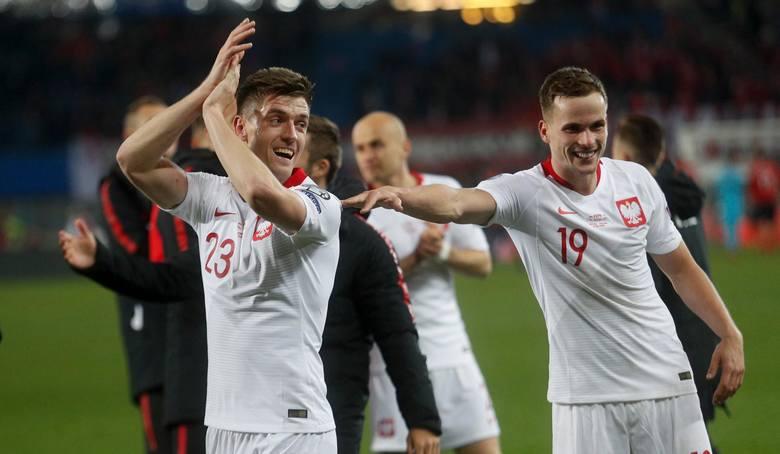 Przewidywany skład reprezentacji Polski na mecz z Łotwą: Piątek musi grać!