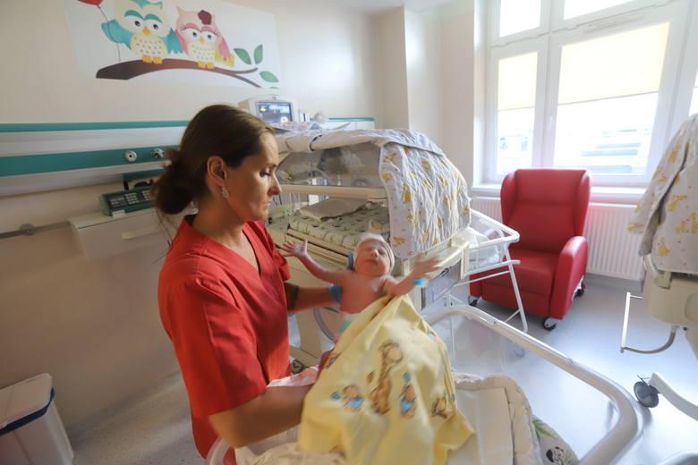 Porodówka w Górnośląskim Centrum Zdrowia Dziecka: na mamy czeka 25 łóżek, świetnie wyposażone bloki operacyjne, laktatorium, a także 40 fantastycznych