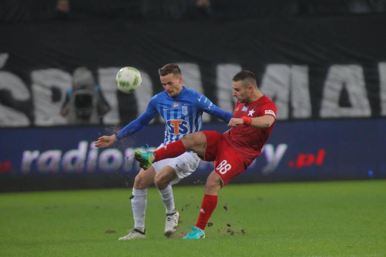 Lech Poznań - Wisła Kraków. Wynik 1:1