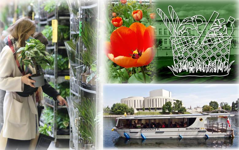 W drugi weekend maja (7, 8 i 9 bm.) nie brak propozycji dla tych, którzy cenią sobie kontakt z przyrodą, działanie czy dobre jedzenie. Luzowanie obostrzeń