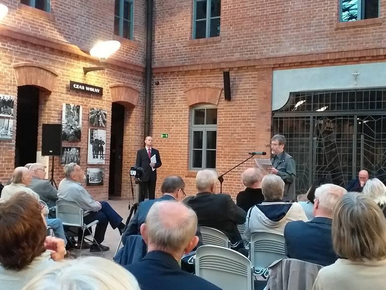 Otwarte spotkanie odbyło się w Muzeum AK przy ul. Wita Stwosza