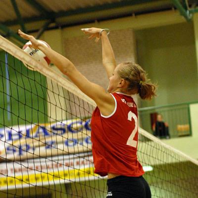 15-letnia Małgorzata Właszczuk już teraz odgrywa jedną z ważniejszych ról w drużynie ZSR BTPS Białystok